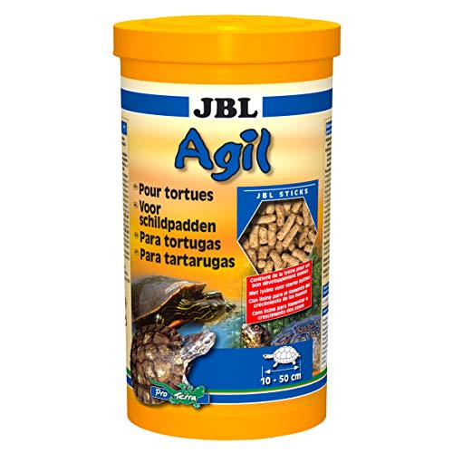 JBL Agil Nourriture pour Tortue Aquariophilie 400g