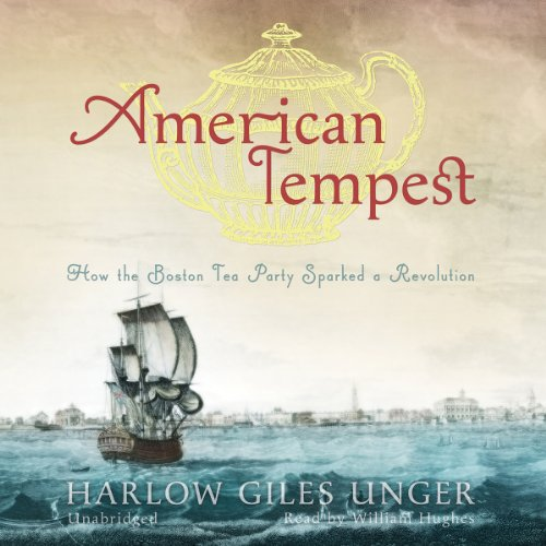 American Tempest audiobook cover art
