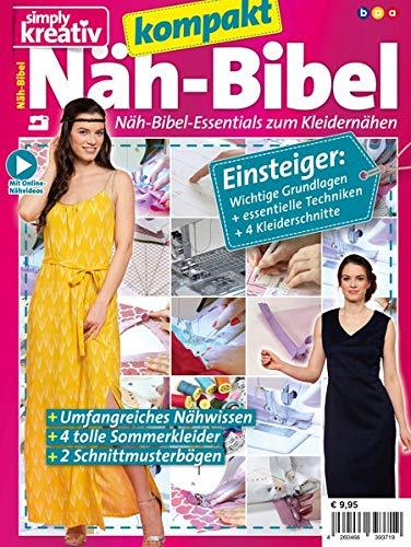 Näh-Bibel kompakt: Näh-Bibel-Essentials zum Kleidernähen