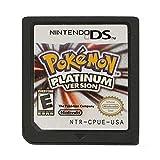 Platinum Version Nintendo DS Version Game Cartridges for 3DS/NDSI/2DS