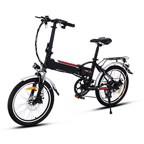 Hurbo Electric Mountain Bike