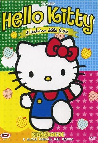 Hello Kitty-Il teatrino Delle fiabe-Biancaneve Volume 01 [Import]