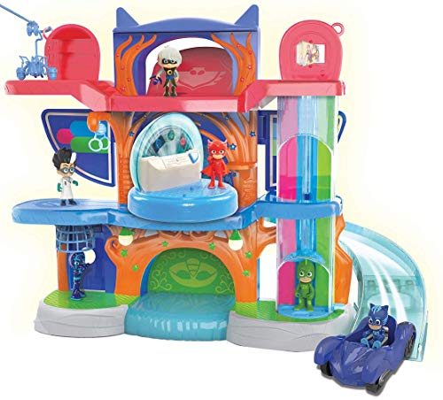 PJ Masks Deluxe Headquarters Playset - Amazon Exclusive