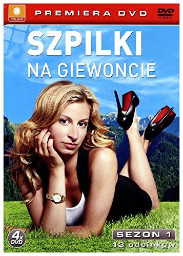 Szpilki na Giewoncie Sezon 1 (BOX) [4DVD] [Region 2] (IMPORT) (Keine deutsche Version)