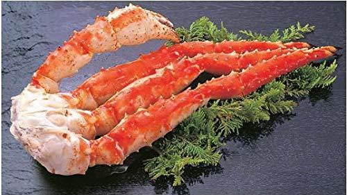 [自慢の逸品]北海道直送!ボイルタラバガニ足 [冷凍] 約1kg