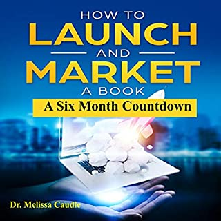 How to Launch and Market a Book audiobook cover art