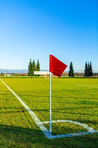 POWERSHOT Juego de 4 banderines de córner de fútbol plegables64.99EUR