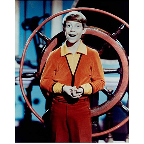 Lost in Space (1965) 8 x 10 Photo Billy Mumy Cute Smile Standing kn