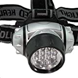 Drake 14 Led Waterproof Rechargeable Headlamp Outdooors Cycling Flood Light