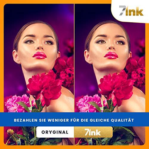 7INK - Cartuchos de tinta compatibles con Brother LC223 y LC223XL (2 negros, 1 cian, 1 magenta, 1 amarillo)