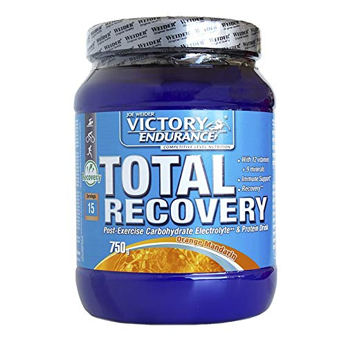 VICTORY ENDURANCE TOTAL RECOVERY (750 GRS) - NARANJA