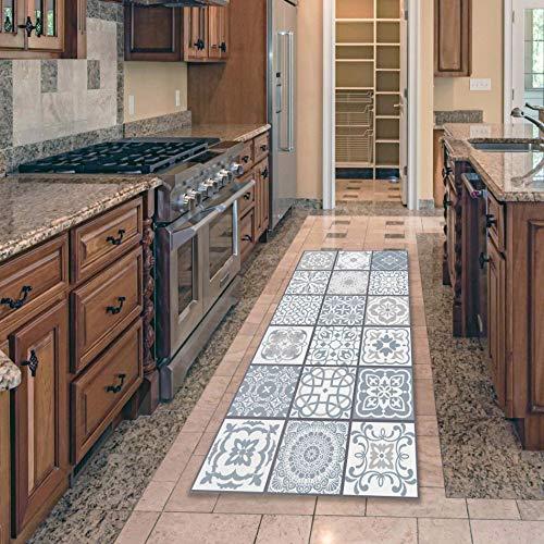 Bohemia Kitchen Mat Carpets Simple Boho Floor Mat Kitchen Carpets Outdoor Rugs and Carpets For Home Living Room A3 40x60cm