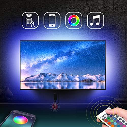 Nexillumi LED Lights for TV 55 Inch to 43 Inch Massachusetts