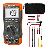 BTMETER BT-770K Auto Ranging Automotive Multimeter for Dwell Angle Pulse Width Tach Temperature Duty Cycle Voltage Current Resistance Test