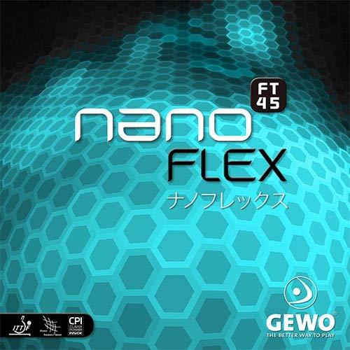 GEWO Belag nanoFLEX FT45 Optionen 2,1 mm, schwarz