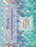 Mermaids Handwriting Practice Book