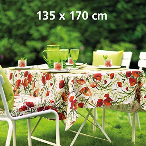 Sander Tischdecke Bistro ALVOR 135x1700cm - (578 13 01)
