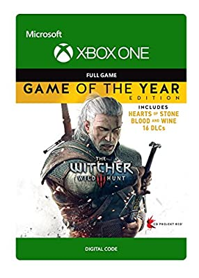 The Witcher 3: Wild Hunt - Game of The Year [Xbox One - Download Code]