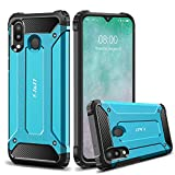 J&D Case Compatible for Samsung Galaxy M20 Case, Heavy Duty
