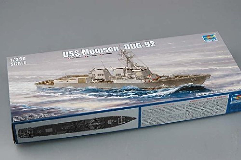 Trumpeter 1 350 - USS Momsen DDG-92 by Trumpeter