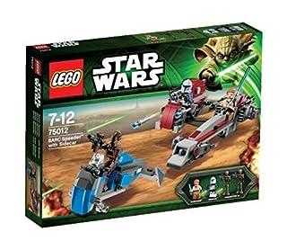 Lego Star Wars 75012 - BARC Speeder con Sidecar, Gioco di costruzioni (B0094J2CJ0)   Amazon price tracker / tracking, Amazon price history charts, Amazon price watches, Amazon price drop alerts