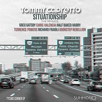 Situationship [The Remixes] {Radio Edits]