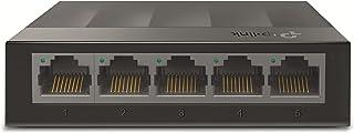 TP-Link Litewave 5-Port Gigabit Desktop Switch, Plastic Case, 0/100/1000Mbps, Networking Switch, tplink, tp link, Auto-Neg...