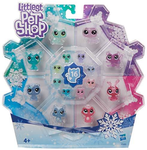 Littlest Pet Shop - Frosted Wonderland Pet Pack (E5480EU5)