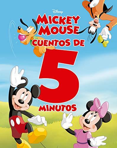 Mickey Mouse. Cuentos de 5 minutos: Recopilatorio de cuentos (Disney. Mickey)