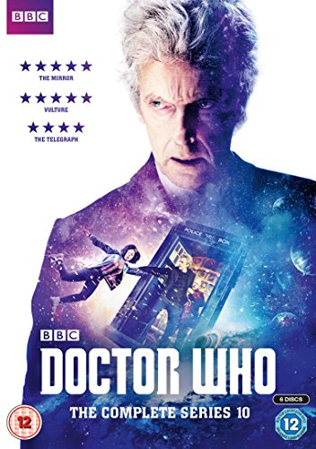 Doctor Who - Series 10 [Reino Unido] [DVD]
