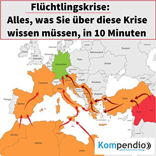 Flüchtlingskrise Titelbild