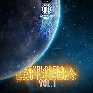 Explorers, Vol. 1