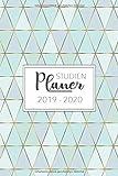 Studienplaner 2019 - 2020: Zeit für Ordnung mit dem Studienplaner, Studentenkalender und Semesterkalender 2019 - 2020 | Terminplaner, Timer, Planer ... Studium von September 2019 bis...