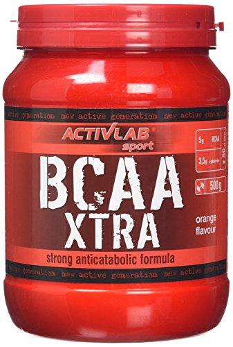 ACTIVLAB SPORT BCAA Xtra 500 g Orange Supplement Powder