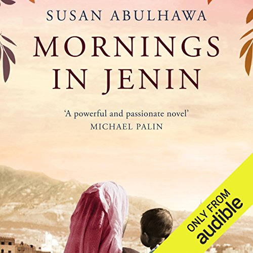 Mornings in Jenin audiobook cover art
