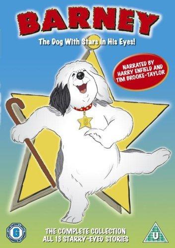 Barney - The Dog With Stars In His Eyes - The Complete Collection [Edizione: Regno Unito] [Edizione: Regno Unito]