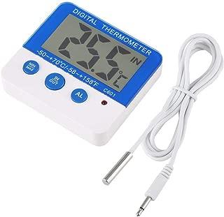 Temperaturmess-Thermometer Für Digitale LED-Anzeige Mit Sondensensor-Kit