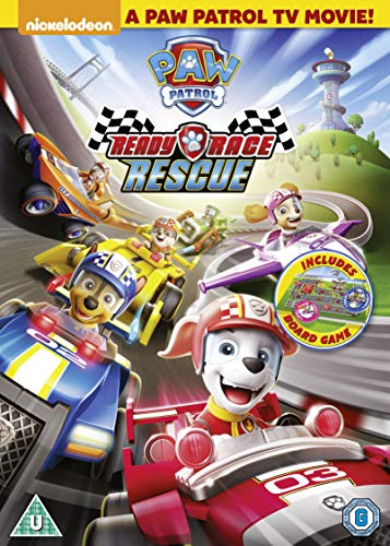 Paw Patrol Ready Race Rescue [DVD] [2020] German Audio