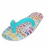 Dulov Flotador de piscina, zapatillas inflables fila flotante, gran colchoneta,...
