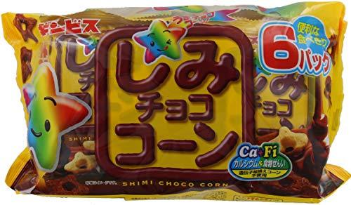 Find Discount Ginbisu stain chocolate cone 6P 132gX12 bags