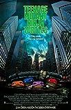 TTXD Puzzle 1000 Piezas Adultos,Tortugas Ninjas mutantes adolescentes,Rompecabezas de Madera, Juguetes intelectuales, desafiante Rompecabezas Informal para Adultos y Adolescentes 50x75cm