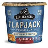 Non-GMO, and no preservatives with 12g protein and 3g fiber per serving