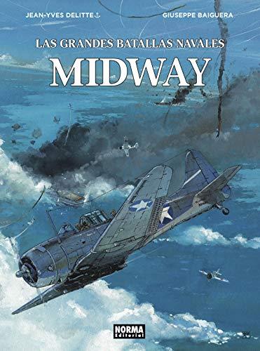 Las Grandes batallas navales 7. MIDWAY