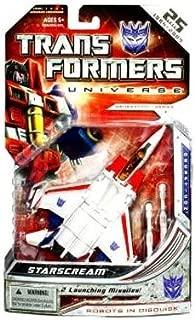 Transformers Universe Deluxe Figure G1 Starscream