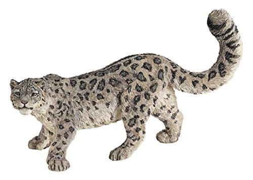 Papo - 50160 - Figurine – Léopard des neiges