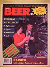 ALL ABOUT BEER, For Connoisseurs, Homebrewers and Collectors. May 1984 Magazine, (Magazine, Volume 5 Number 3)
