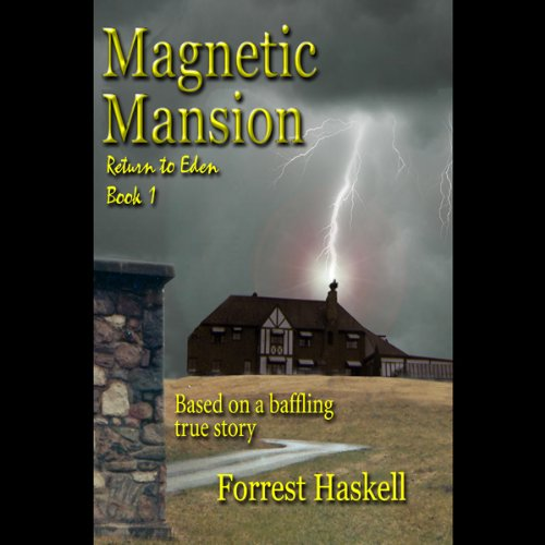 Magnetic Mansion audiobook cover art