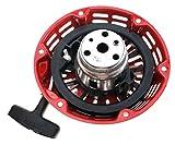 Tirador de arranque de arranque para palanca de arranque, compatible con GX200, GX160 GX120
