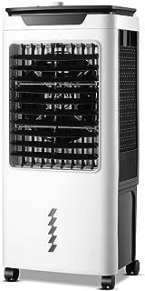 LIUYUE Climatizador, Climatizador Evaporativo Portátil Enfriador Portátil Climatizador Portátil Frío Ventilador Refrescante Aire Acondicionado Móvil Refrigerado por Agua-Mecánico