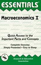 Macroeconomics I Essentials (Essentials Study Guides Book 1) (English Edition)
